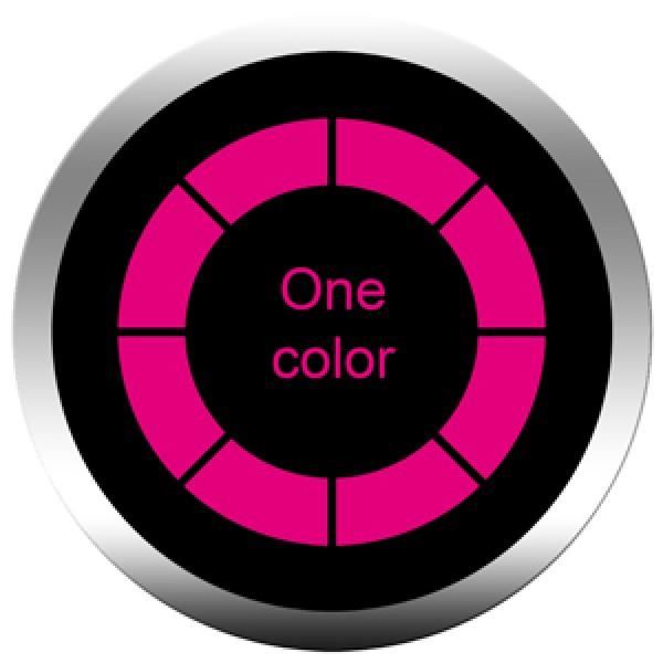 Gobo dicroico 1 colore