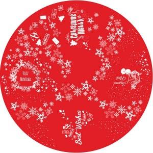Disco animazione best wishes 2 - Golux