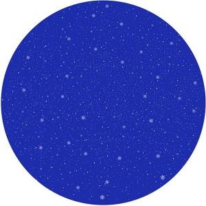 Disco animazione fiocchi di neve - Divum