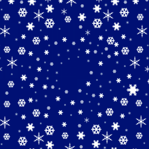 Ruota Effetto Caduta Neve Stilizzata 1