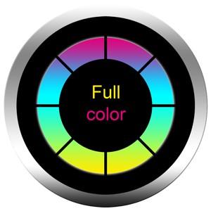 Gobo dicroico full color