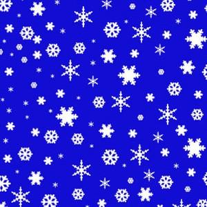 Effetto neve stilizzato 1