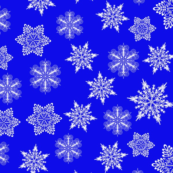 Snow Flakes art