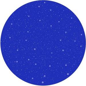 Disque Animation Flocons de neige - Golux Plus
