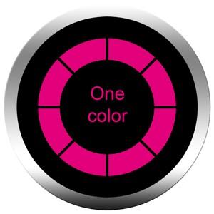 Gobos 1 couleur