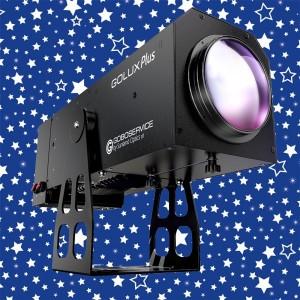 Location Projecteur de Noël GoLux Plus
