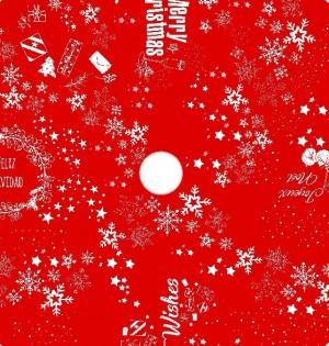 Roue Effet White Christmas