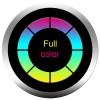 Full color glass gobo