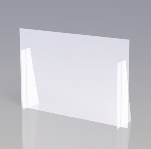 Protection screens for offices